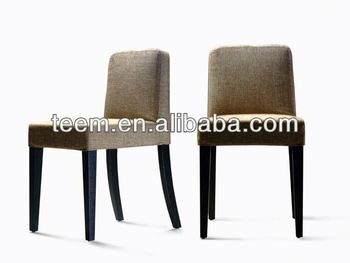 2014 Hot Sale Dining Room Furniture Set High Back Leather Dining Chairs C06