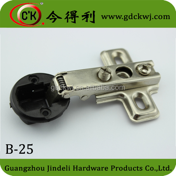 kitchen cabinet stainless steel self closing mirror cabinet glass door hinge hydraulic iron hinge