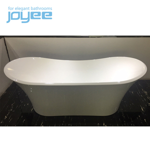 JOYEE big size upc indoor bath tub in acrylic