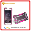 [UPO]For Apple Iphone 6 Extreme Armor Dropproof Shockproof Metal Bumper Case, Phone Cover for iPhone 6