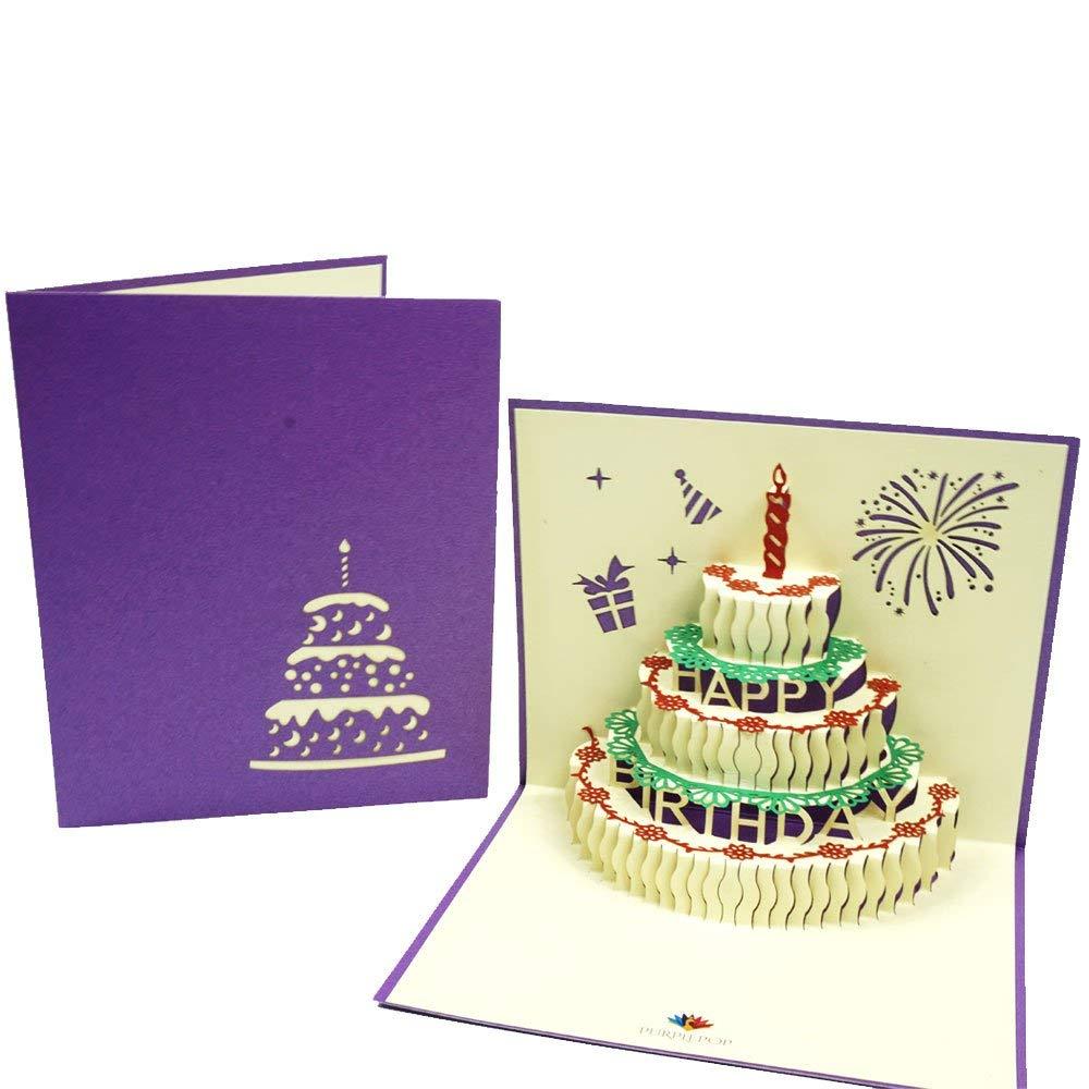 Cheap 3d Birthday Card Ideas Find 3d Birthday Card Ideas Deals On