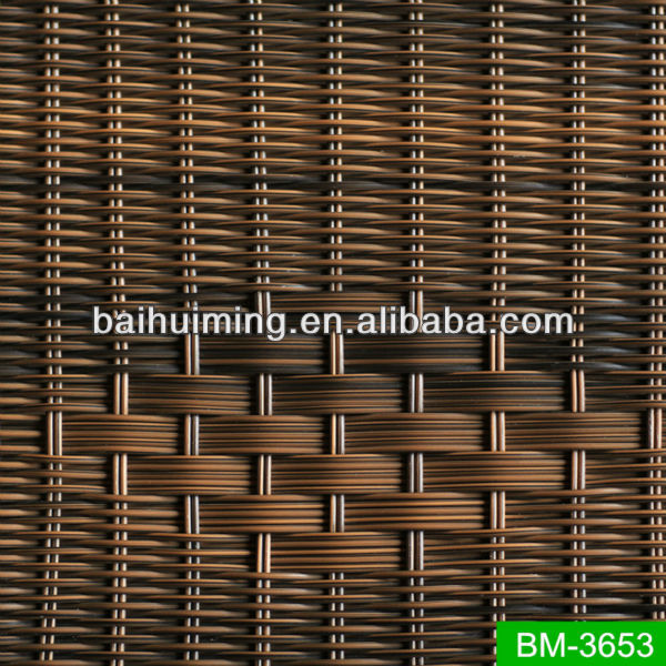 Recycling Non Toxic Imitated Woven Cane (BM-3653)