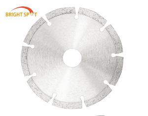 Hot Press Sintered Segmented Diamond Saw Blade For Cured Concrete