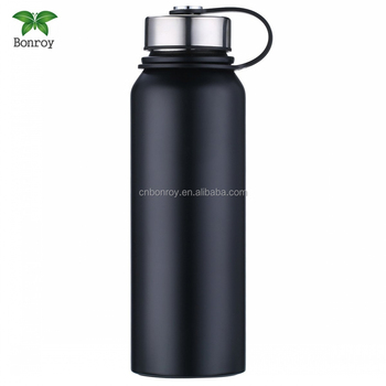 f1856b77b0 40 Oz With 4 Lids! Double Wall Vacuum Insulated Stainless Steel ...