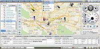 AL-900S best free software gps /gsm/gprs sim card tracker gps tracking software platform