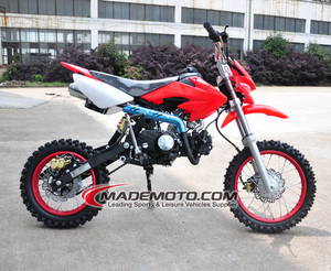 Chinese new 110cc adult gas dirt bikes