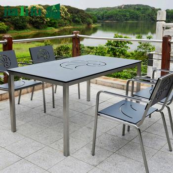 Hpl Outdoor Table Tops Replacement In Korean