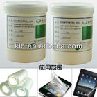 rubber cement high strength silicone sealant adhesive for plastic products