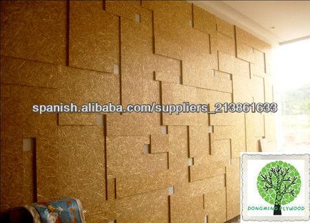 Decoraci n de la pared osb tablero de otros paneles - Precio tablero osb ...
