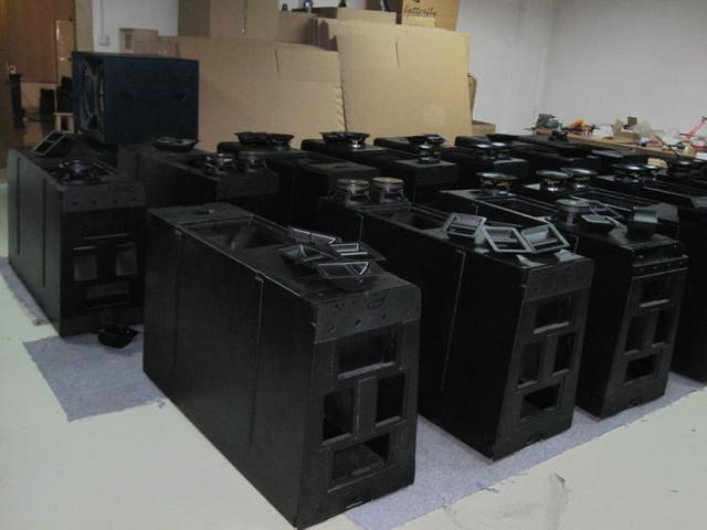 w8l longbow empty line array speaker line array design line array speakers buy empty line. Black Bedroom Furniture Sets. Home Design Ideas