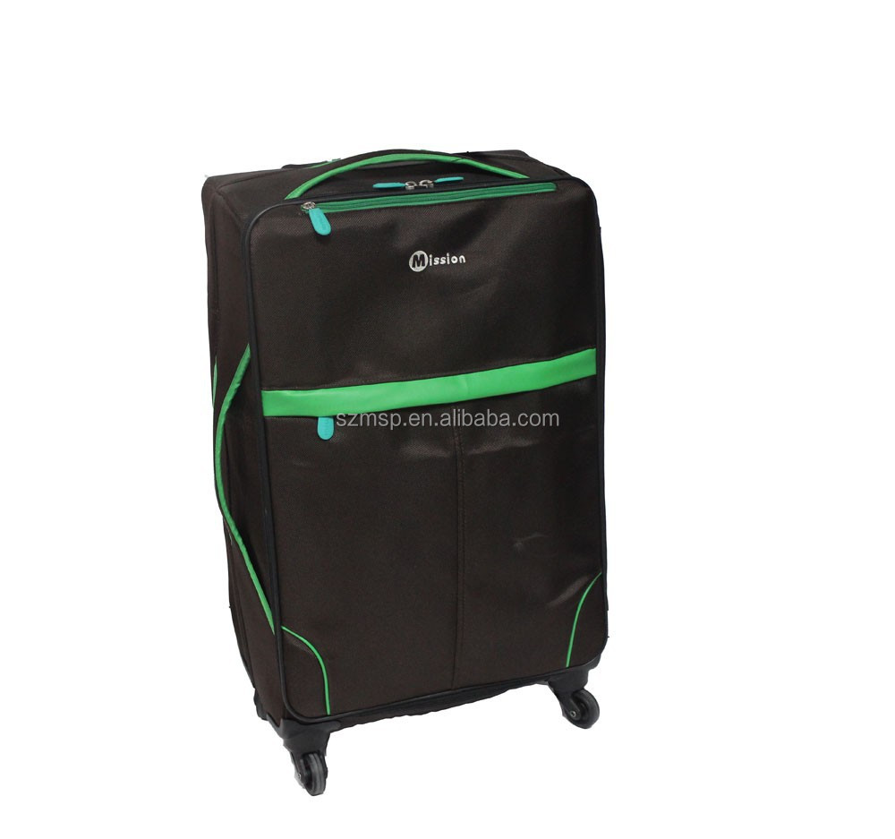 New design soft trolley travel luggage/case, REACH 173, Sedex 4, Promotion
