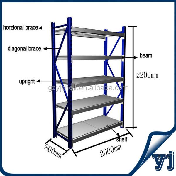 Metal Storage Rack,Steel Warehouse Storage Rack,Warehouse Plate Type Steel  Plate Storage Rack