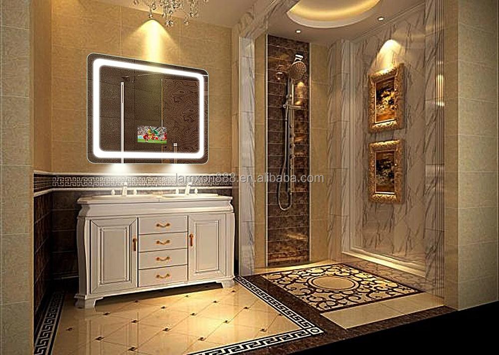 Bagno Stile Francese : Francese in stile salotto tv specchio sistema di illuminazione a