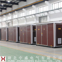 Electrical compact substation