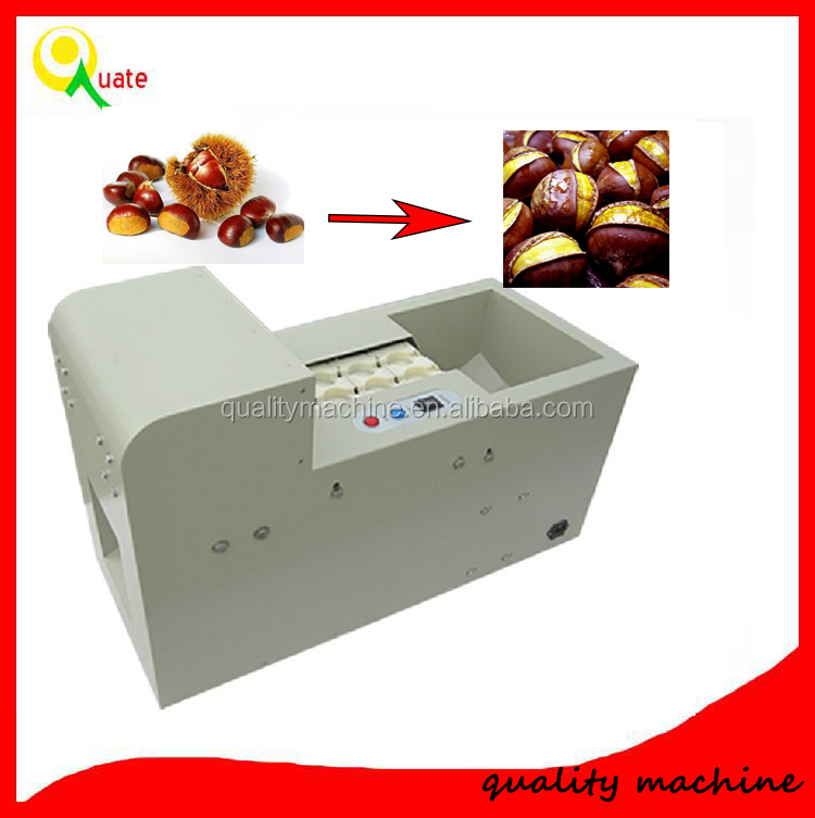 Commercial Chestnut Processing Machine chestnut incision opening machine manufacturers
