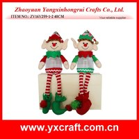 Fabric Cheap Promotion China Family Tree Ornaments of Christmas