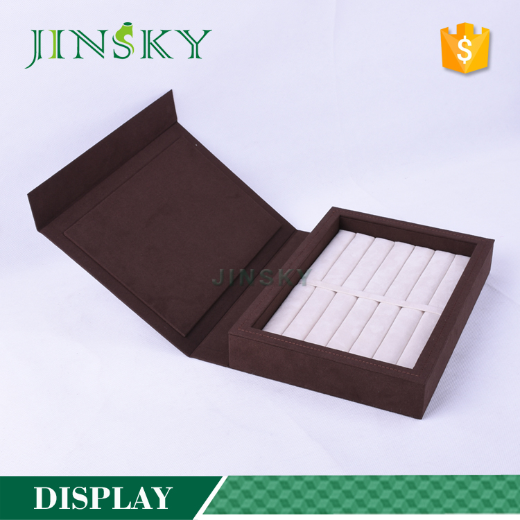 Customized jewelry ring tray display wholesale