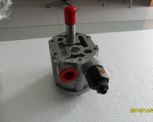 High quality factory price Sauer PV20 series hydraulic gear pump unit