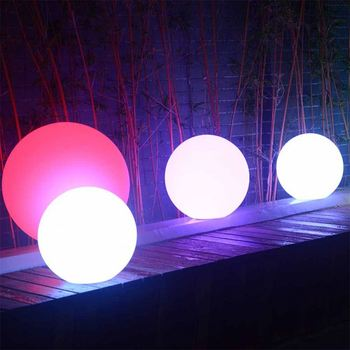 Outdoor Hanging Solar Powered Rechargeable Crackle Glass Ball Lamp Buy Hanging Decorative Globe Light Auto Color Changing Led Ball Lantern Landscape