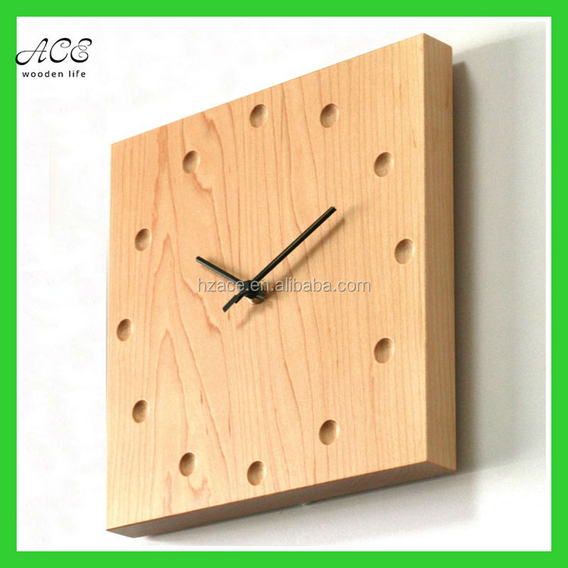 Home Goods Wall Clocks custom wood wall clock home decorative wood wall clock home goods