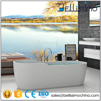 Low Price Unique Shape Vertical Bathtub BS 8625