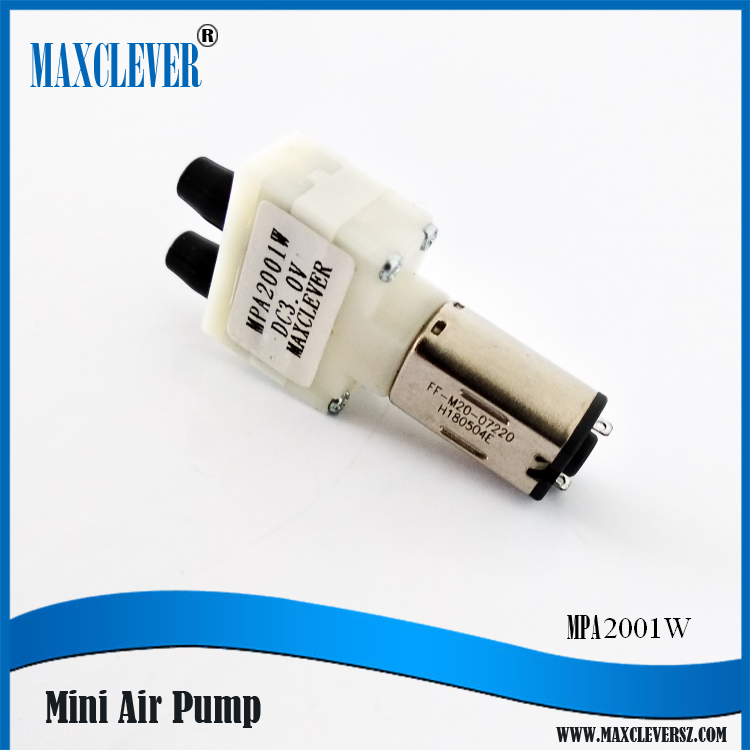 Square shape vertical water pump vehicle variable speed MPA2001W dc3.0v