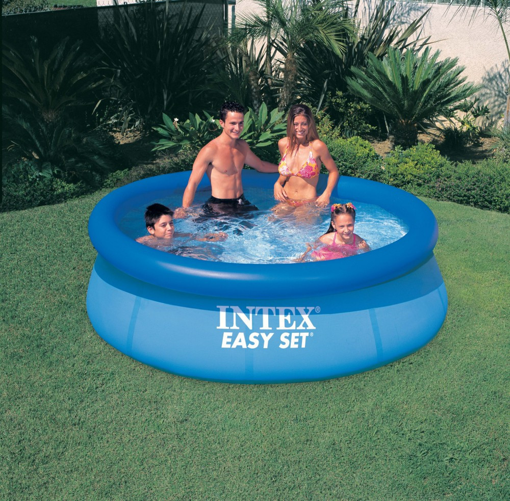 Hot Inflatable Pool With Cover,Above Ground Swimming Pool For Kids