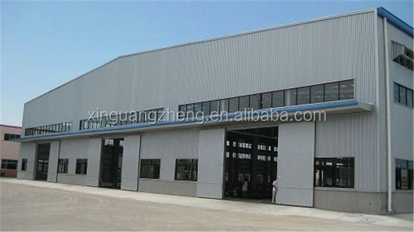 structrual cost-effective qatar steel warehouse shed