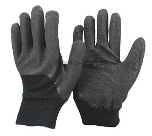 NMSAFETY winter protective Rubber construction gloves for sun protection