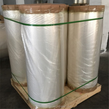 BOPET stretch film packaging grade transparent polyester film