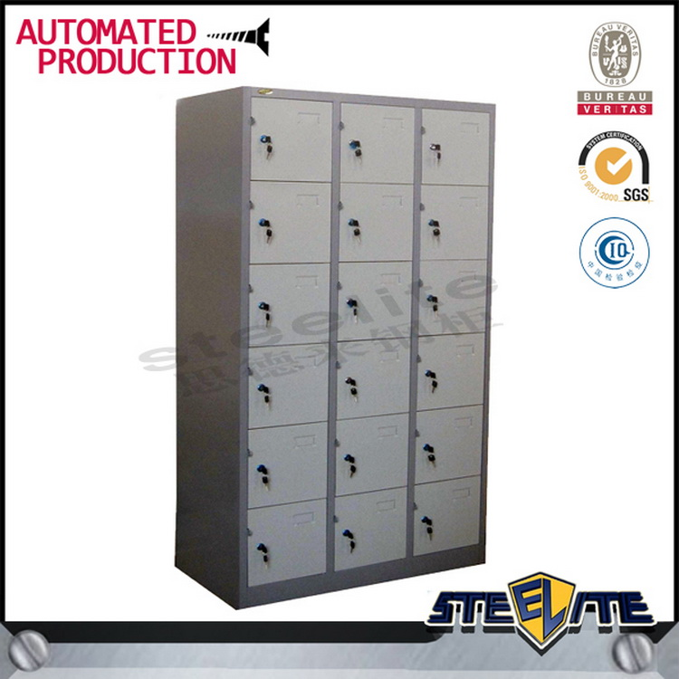 20 Door Spa Uniform Locker Cabinet Furniture Swimming Equipment ...