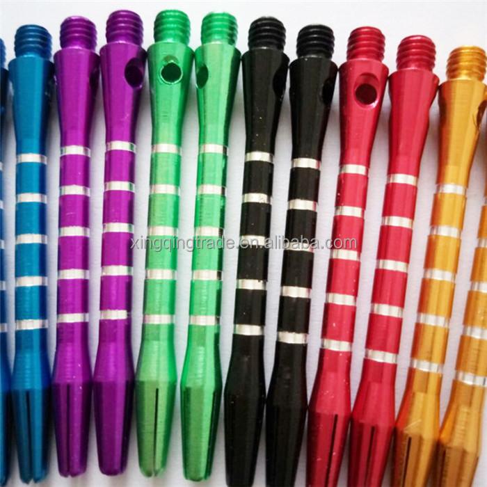 1 New Set of Blue Nylon Short Dart Shafts Short Size Wholesale Price