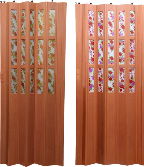 Interior Pvc Folding Doors Wooden Designplastic Folding Door Buy