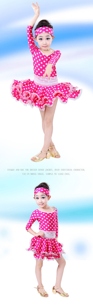 Girl latin dance dress modern dance costumes product on alibaba com