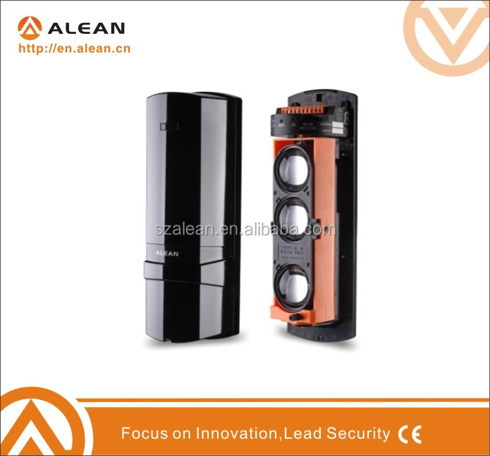 3 Beams Active Infrared Barrier Detector Ir Sensor Alarm System ...