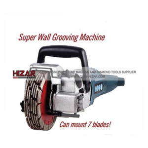 New Electricity Powerful Wall Chaser Machine for Wall Groving