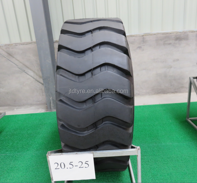 26.5-25 Wheel Loader Tire E3 with Otr Tyre