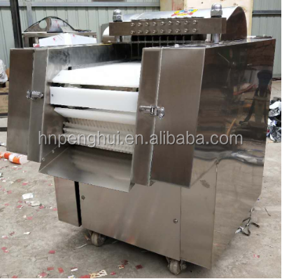 Meat dicer machine for sale automatic fresh meat cube dicer machine