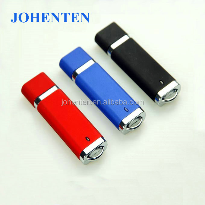 Stylish OEM Plastic USB Flash Drive 8G 16gb 32gb Usb 3.0 Memory Stick Pen Drive Whit Customized Logo