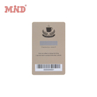 MDC0290 PVC Blank Chip Card - NFC Chip MIFA Plus S 2K Memory Chip - Small MOQ - Android Writeable & Programmable - Smart Card