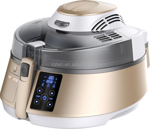 Vaten Oven electric convection halogen oven steam oven and oil free air fryer with CE,CB,GS