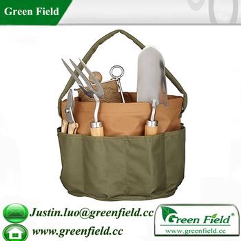 Exceptionnel Green Field Canvas Garden Tool Bag