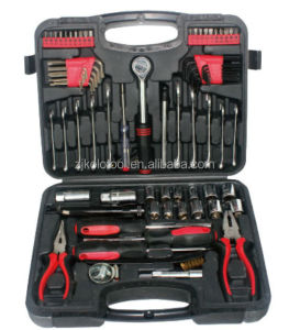 New items 82Pcs kraftwell tools set mechanics tool set with tool box