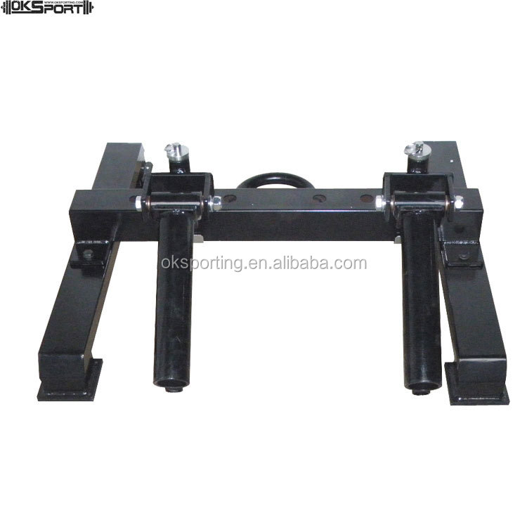 Exercise Equipment Gym Training Crossfit T-Bar Row Machine