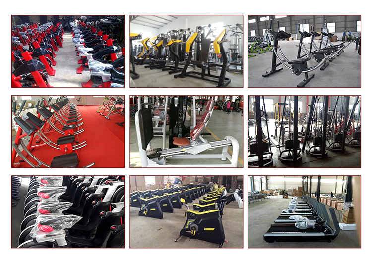 Dezhou Factory building Machines Matrix fitness Cable Crossover Machine