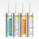 GP use water- based liquid acrylic silicone sealant
