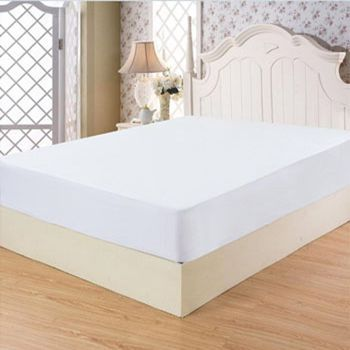 Tencel Waterproof Bed /fitted Sheet Set Coated With TPU/PE/PVC