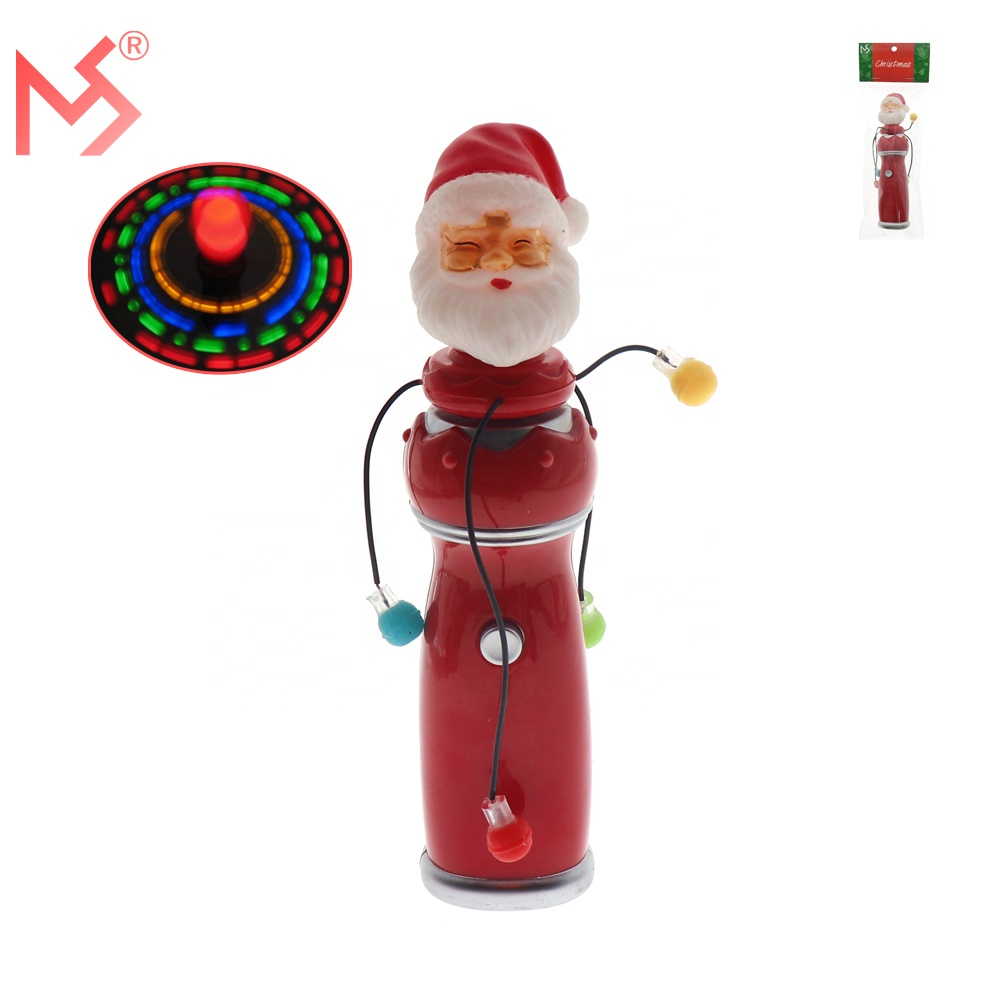 Party gift toys Santa Claus christmas lights kids for sale