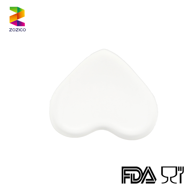 2017 Custom Stylish BPA Free Beauty Sponge Silicone Makeup Sponge
