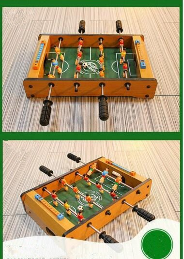 MDF Wooden Football Table For Children